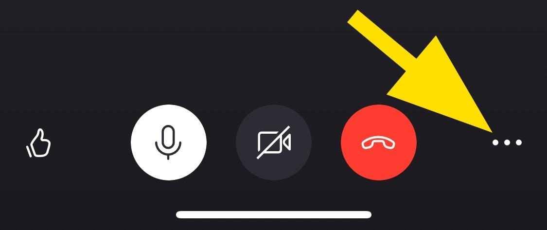 Accéder aux options sur Skype
