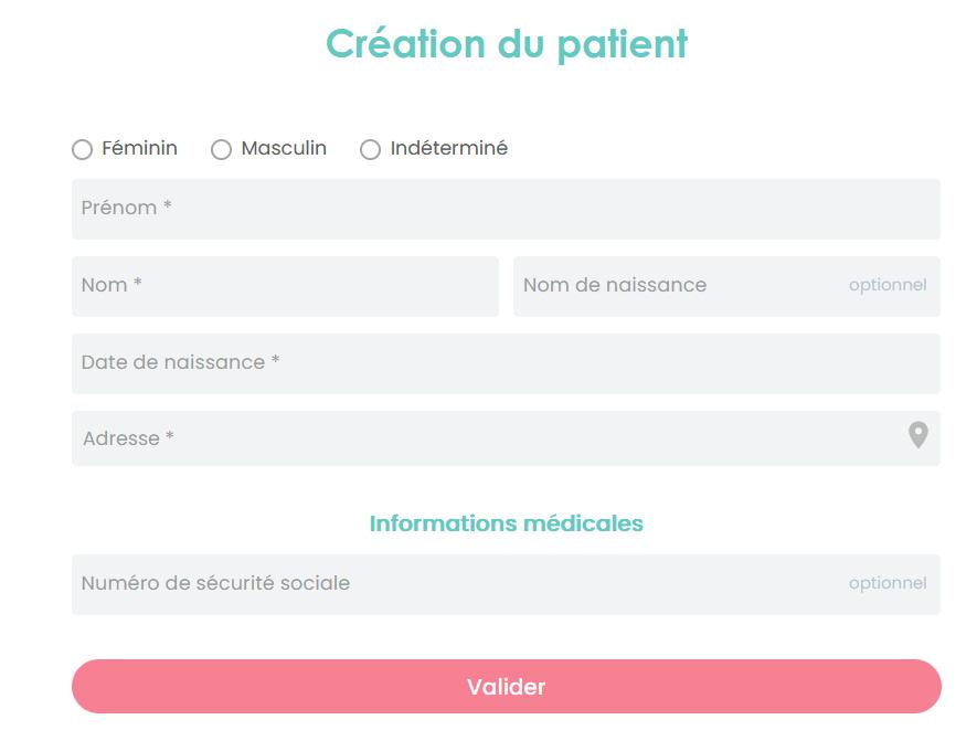 Maiia, infos patient